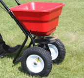 Rotary Grass Seed Spreader from Boston Seeds