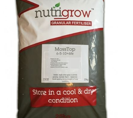 BS Autumn & Winter Lawn Fertiliser 6.5.10 + Fe