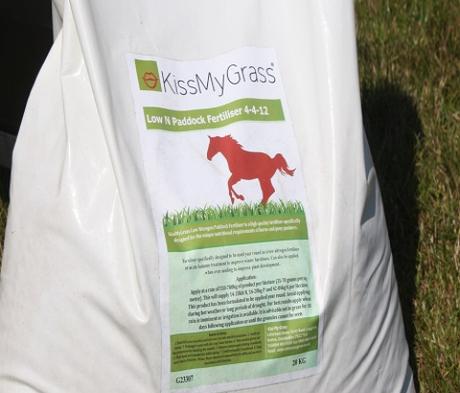 KissMyGrass Sustain Paddock Fertiliser