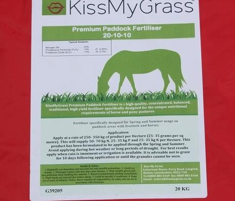KissMyGrass Enhancer Paddock Fertiliser