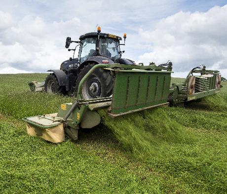 BS Aber High Sugar Grass - Medium Term Silage (With Clover) - Medium Term 3-4 Years