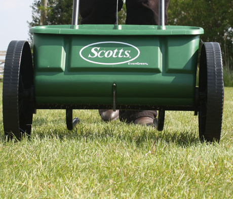 BS Seed and Fertiliser Drop Spreader