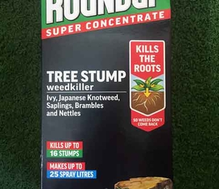 Roundup Stump Killer