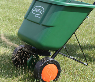 BS Seed and Fertiliser Rotary Spreader