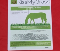 KissMyGrass Enhancer Paddock Fertiliser