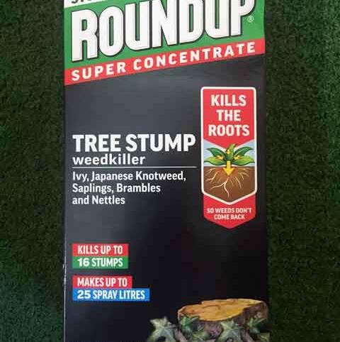 Roundup Stump Killer