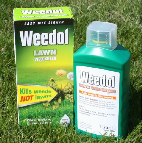 Weedol - Selective Lawn Weedkiller